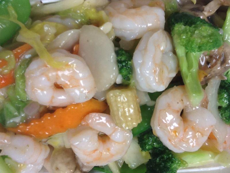 Image Gallery Shrimp Kow